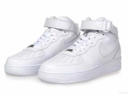 grande vente 54d9f 89f2e air force one pas cher taille 40,nike air force blanc homme ...