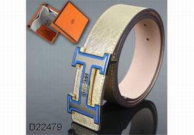 739d1973878 ceinture hermes cuir bleu