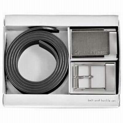 coffret ceinture cuir homme,coffret ceinture homme 2 boucles,coffret  ceinture et porte carte azzaro 65a83ce1c00