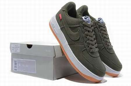 air force 1 femme blanche 39