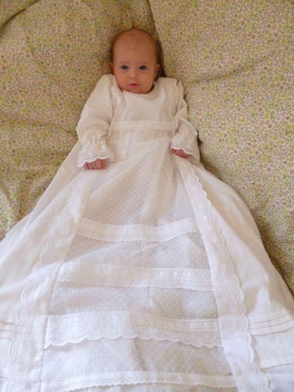 Robe de bapteme nourrisson robe de bapteme clermont ferrand robe de bapteme pour garcon - Robe pour bapteme marraine ...