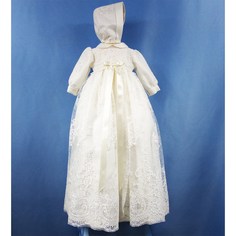Sears robe blanche fille