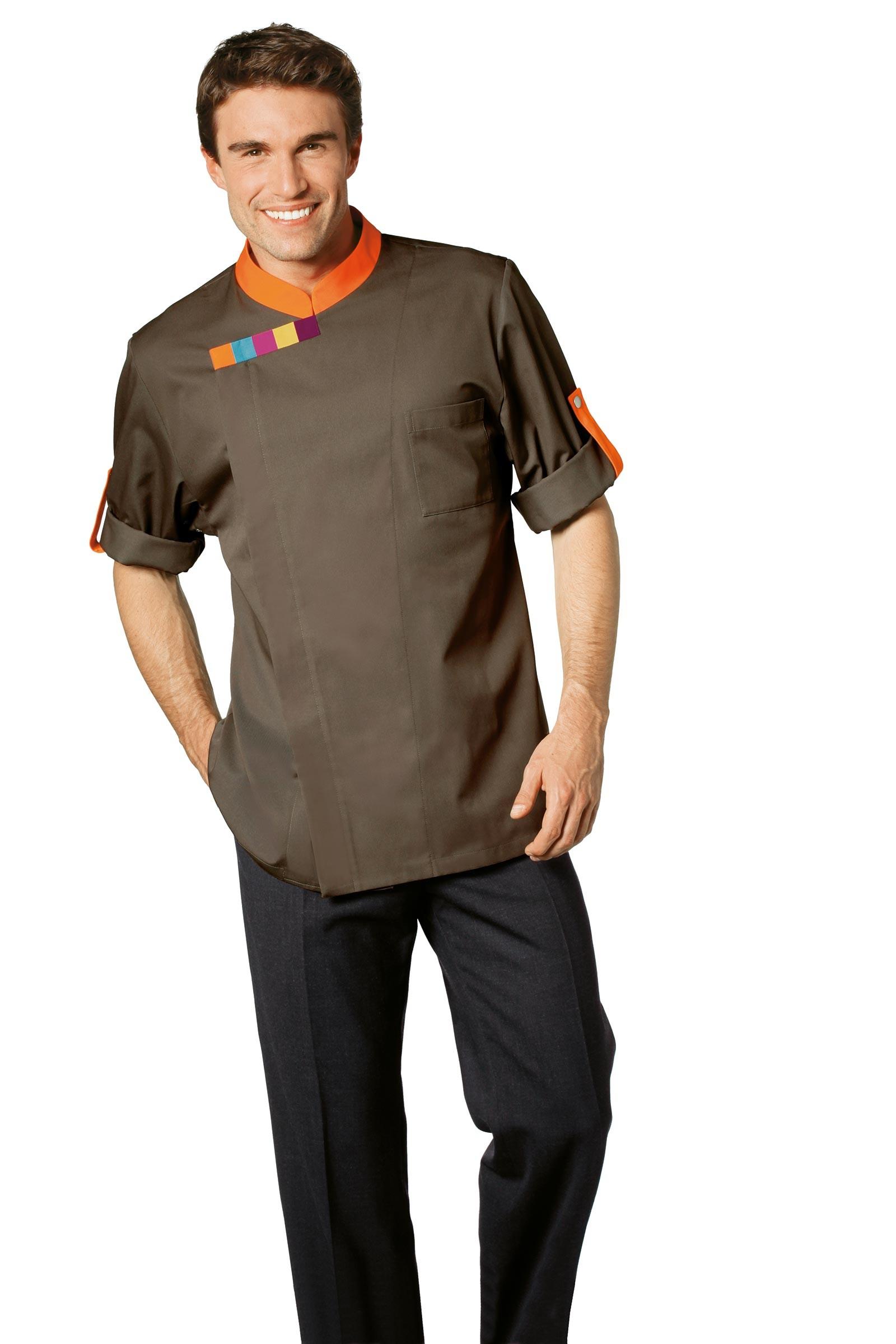 Veste cuisine ebay veste cuisine femme et homme veste de for Veste cuisine mof