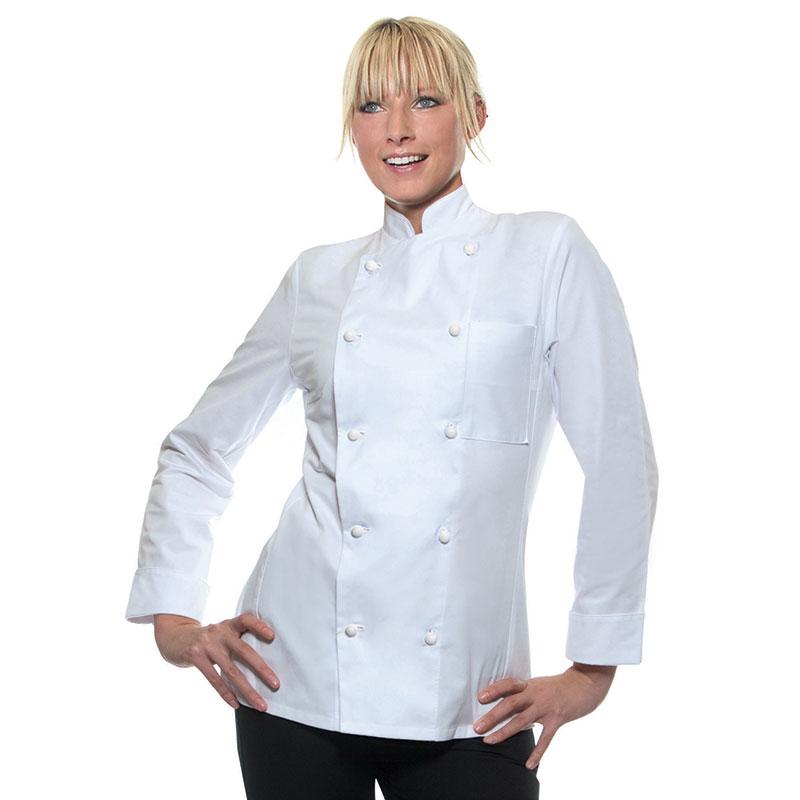 Veste pour cuisinier homme veste de cuisine col mao veste for Veste de cuisine homme brode
