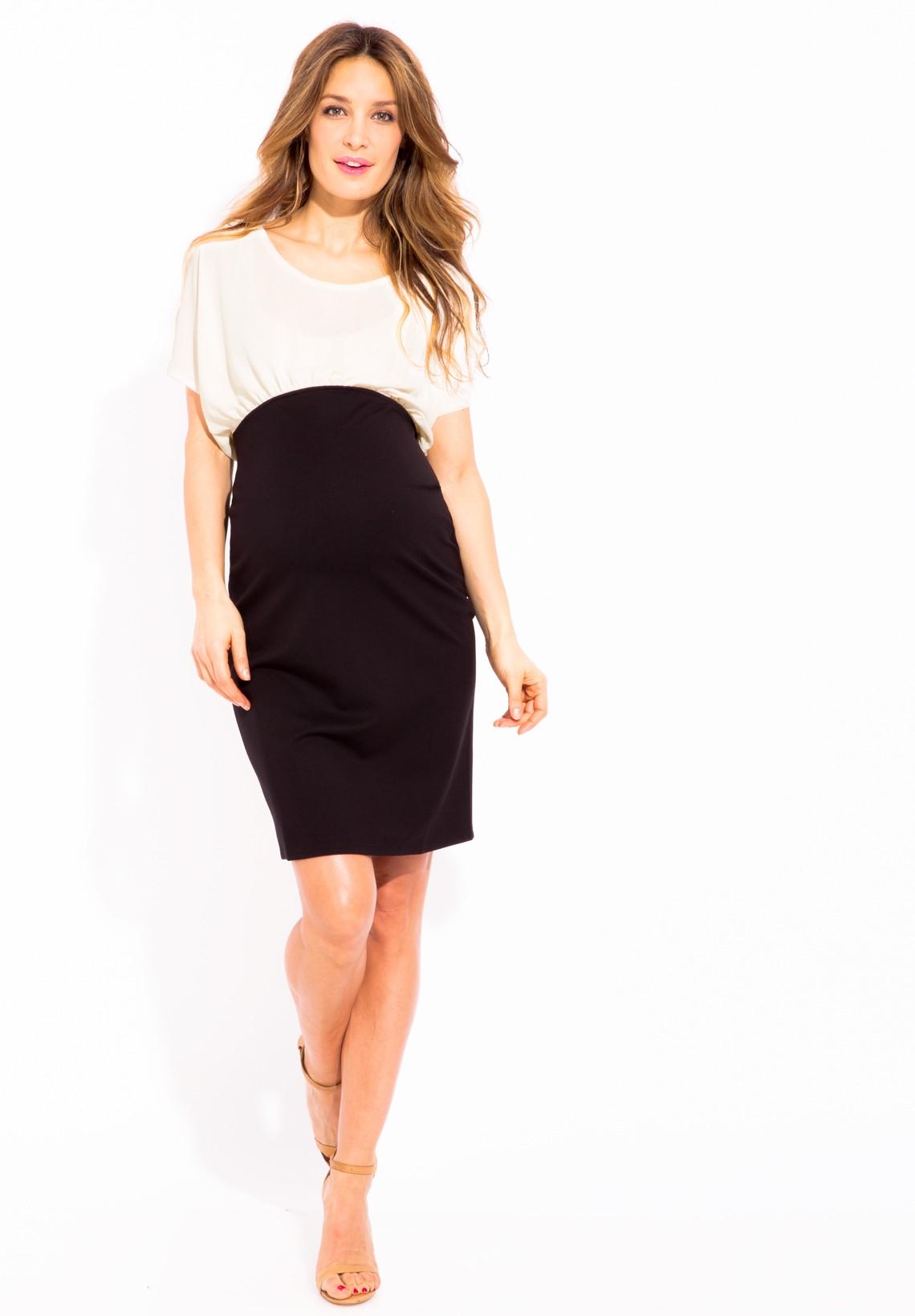 14b34d3055c Aubert – Pour Jours Robe Tous Des Vêtements Femme Élégants Les Enceinte  8wnP0Ok